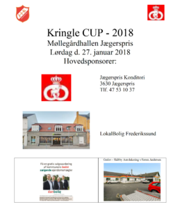JIK Kringle CUP 2018